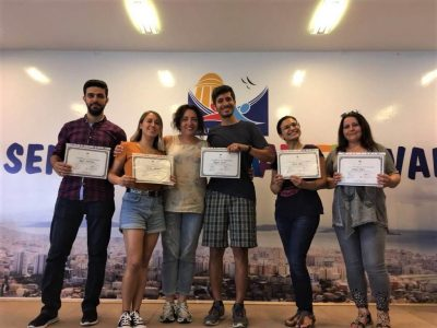 StarDogs 2018 Yılı İlk Akademi Mezuniyeti
