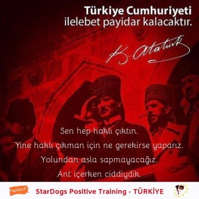 StarDogs Cumhuriyet Bayramı Kutlaması 2018