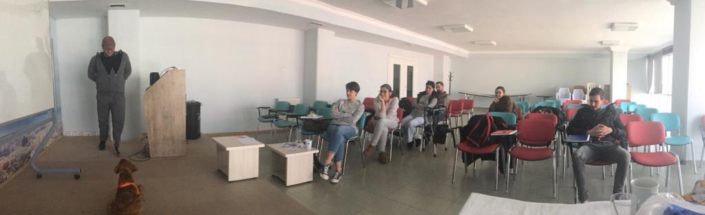 İstanbul Eğitimciler Akademisi Sınıfı - 2019