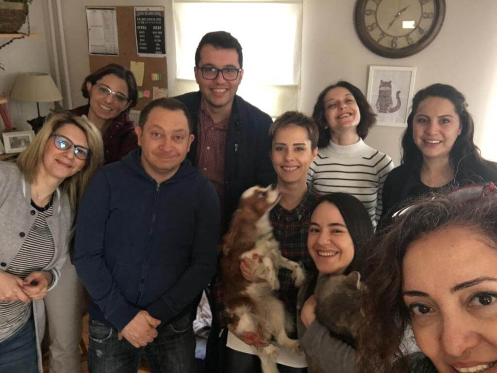 Ankara Eğitimciler Akademisi Sınıfı - 2019